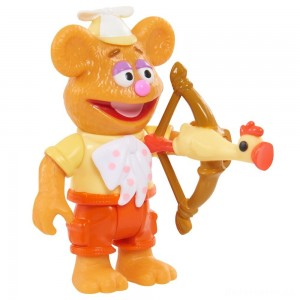 [BLACK FRIDAY] Disney Junior Muppet Babies Poseable Fozzie