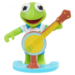 Disney Junior Muppet Babies Poseable Kermit [Sale]