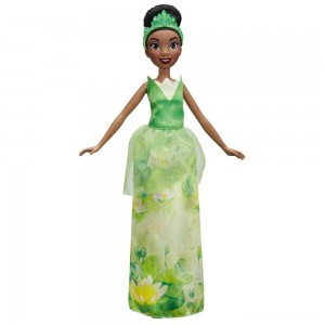 [BLACK FRIDAY] Disney Princess Royal Shimmer - Tiana Doll