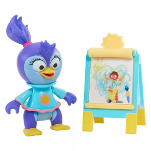 Disney Junior Muppet Babies Poseable Summer Penguin [Sale]