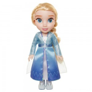Disney Frozen 2 Elsa Adventure Doll [Sale]