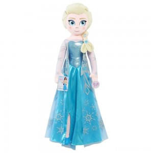 [BLACK FRIDAY] Disney Frozen Jumbo Singing Elsa