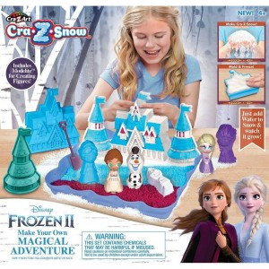 Disney Frozen 2 Make Your Own Magical Adventure Craft Activity Kit [Sale]