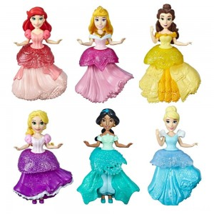 Disney Princess Rainbow Collection - 6pk [Sale]