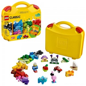 [BLACK FRIDAY] LEGO Classic Creative Suitcase 10713
