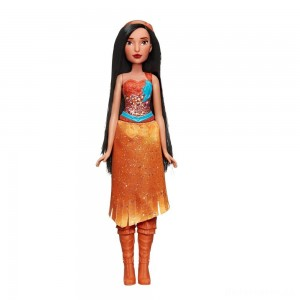 [BLACK FRIDAY] Disney Princess Royal Shimmer - Pocahontas Doll