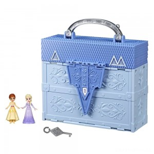 [BLACK FRIDAY] Disney Frozen 2 Pop Adventures Arendelle Castle Playset With Handle