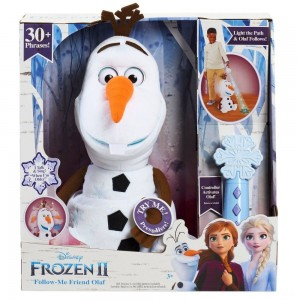 Disney Frozen 2 Follow Me Friend Olaf [Sale]