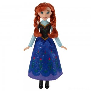 Disney Frozen Classic Fashion - Anna Doll [Sale]
