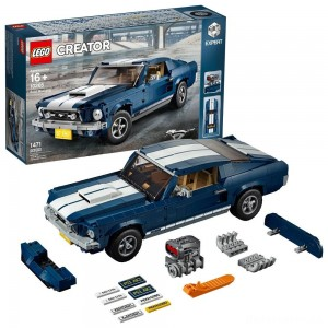 LEGO Creator Expert Vehicles Ford Mustang 10265 [Sale]