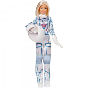 Barbie Careers 60th Anniversary Astronaut Doll [Sale]