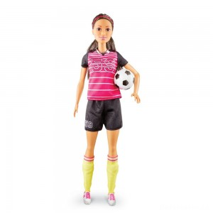 Barbie Careers 60th Anniversary Athlete Doll [Sale]
