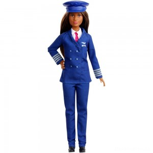 Barbie Careers 60th Anniversary Pilot Doll [Sale]