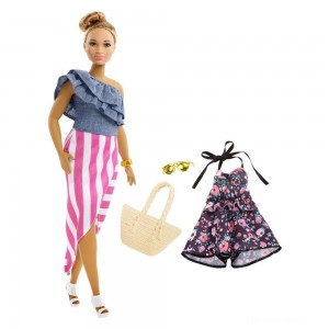 Barbie Fashionista Bon Voyage Doll [Sale]
