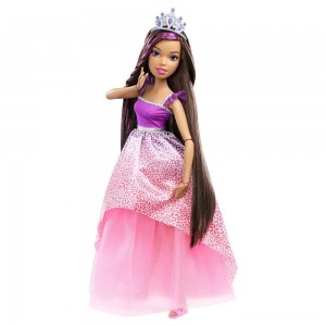 "[BLACK FRIDAY] Barbie Dreamtopia Princess 17"" Nikki Doll"