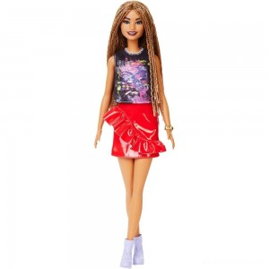 [BLACK FRIDAY] Barbie Fashionistas Doll #123 Girl Power Tee