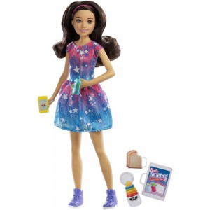 Barbie Skipper Babysitters Inc. Brunette Doll Playset [Sale]