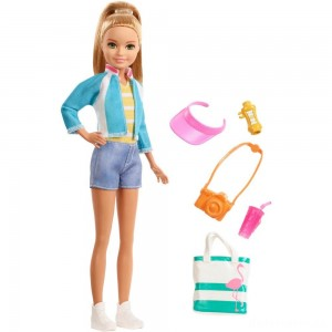 [BLACK FRIDAY] Barbie Travel Stacie Doll