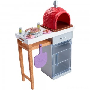 Barbie Brick Oven Accessory [Sale]