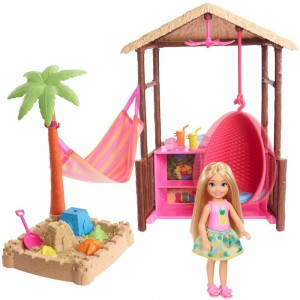 Barbie Chelsea Tiki Hut Playset [Sale]