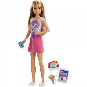 Barbie Skipper Babysitters Inc. Doll Playset [Sale]