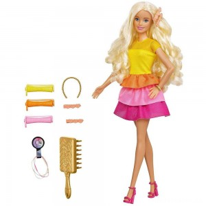 [BLACK FRIDAY] Barbie Ultimate Curls Doll and Playset