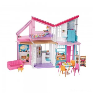 [BLACK FRIDAY] Barbie Malibu House Doll Playset