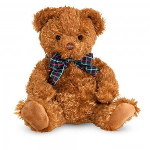 Melissa & Doug Chestnut - Classic Teddy Bear Stuffed Animal