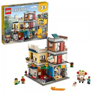 LEGO Creator Townhouse Pet Shop & Café 31097 [Sale]