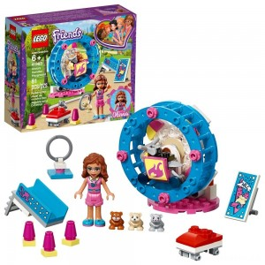 LEGO Friends Olivia's Hamster Playground 41383 [Sale]