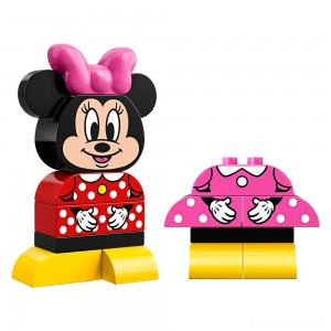 [BLACK FRIDAY] LEGO DUPLO Minnie Mouse My First Minnie Build 10897