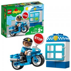 [BLACK FRIDAY] LEGO DUPLO Police Bike 10900