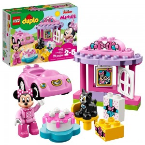 LEGO DUPLO Disney Minnie Mouse's Birthday Party 10873 [Sale]