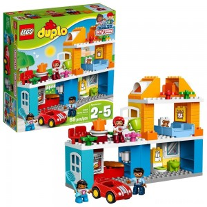 LEGO DUPLO Town Family House 10835 [Sale]