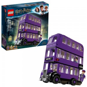 LEGO Harry Potter The Knight Bus 75957 Triple Decker Toy Bus Building Kit 403pc [Sale]