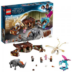 [BLACK FRIDAY] LEGO Harry Potter Fantastic Beasts Newt's Case of Magical Creatures 75952