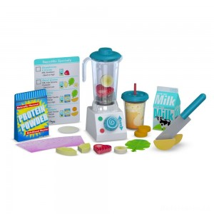 [BLACK FRIDAY] Melissa & Doug 24pc Smoothie Maker Blender Set