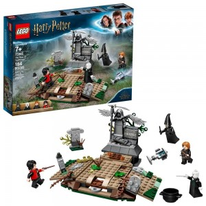 [BLACK FRIDAY] LEGO Harry Potter The Rise of Voldemort 75965 Wizard Minifigure Battle Action Building Set 184pc