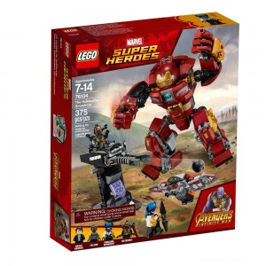 [BLACK FRIDAY] LEGO Super Heroes Marvel Avengers Movie The Hulkbuster Smash-Up 76104