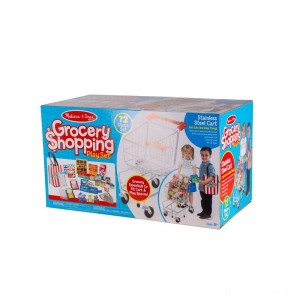 [BLACK FRIDAY] Melissa & Doug Loaded Shopping Cart