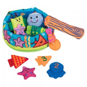 [BLACK FRIDAY] Melissa & Doug K's Kids Fish and ct Learning Game With 8 Numbered Fish to Catch and Release