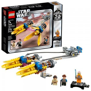 [BLACK FRIDAY] LEGO Star Wars Anakin's Podracer - 20th Anniversary Edition 75258