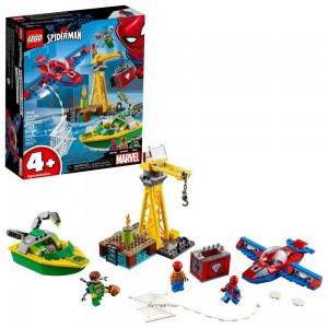 [BLACK FRIDAY] LEGO Super Heroes Marvel Spider-Man: doc Ock Diamond Heist 76134