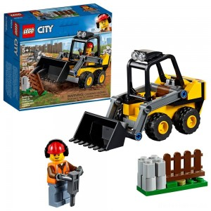 [BLACK FRIDAY] LEGO City Construction Loader 60219