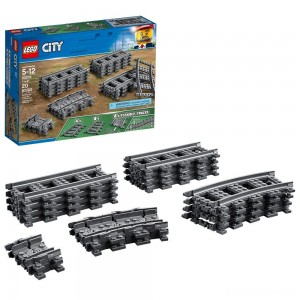 LEGO City Trains Tracks 60205 [Sale]