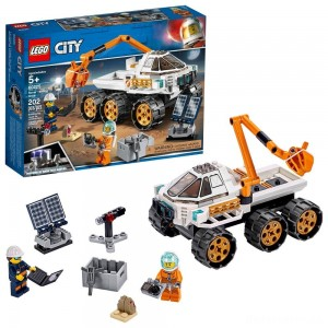 LEGO City Space Port Rover Testing Drive 60225 [Sale]