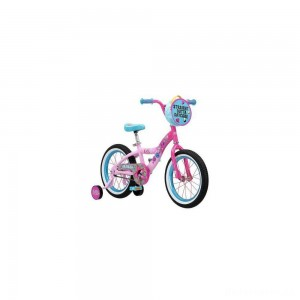 "[BLACK FRIDAY] LOL Surprise 16"" Kids Bike - Pink, Girl's"