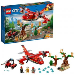 LEGO City Fire Plane 60217 [Sale]
