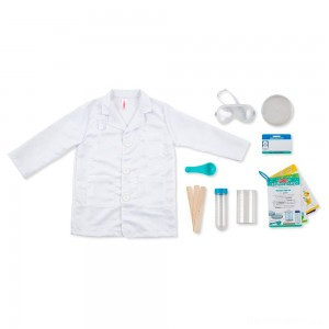 [BLACK FRIDAY] Melissa & Doug Scientist Role Play