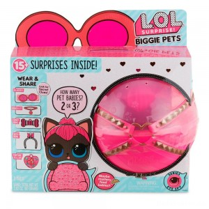 L.O.L. Surprise! Biggie Pet - Spicy Kitty [Sale]
